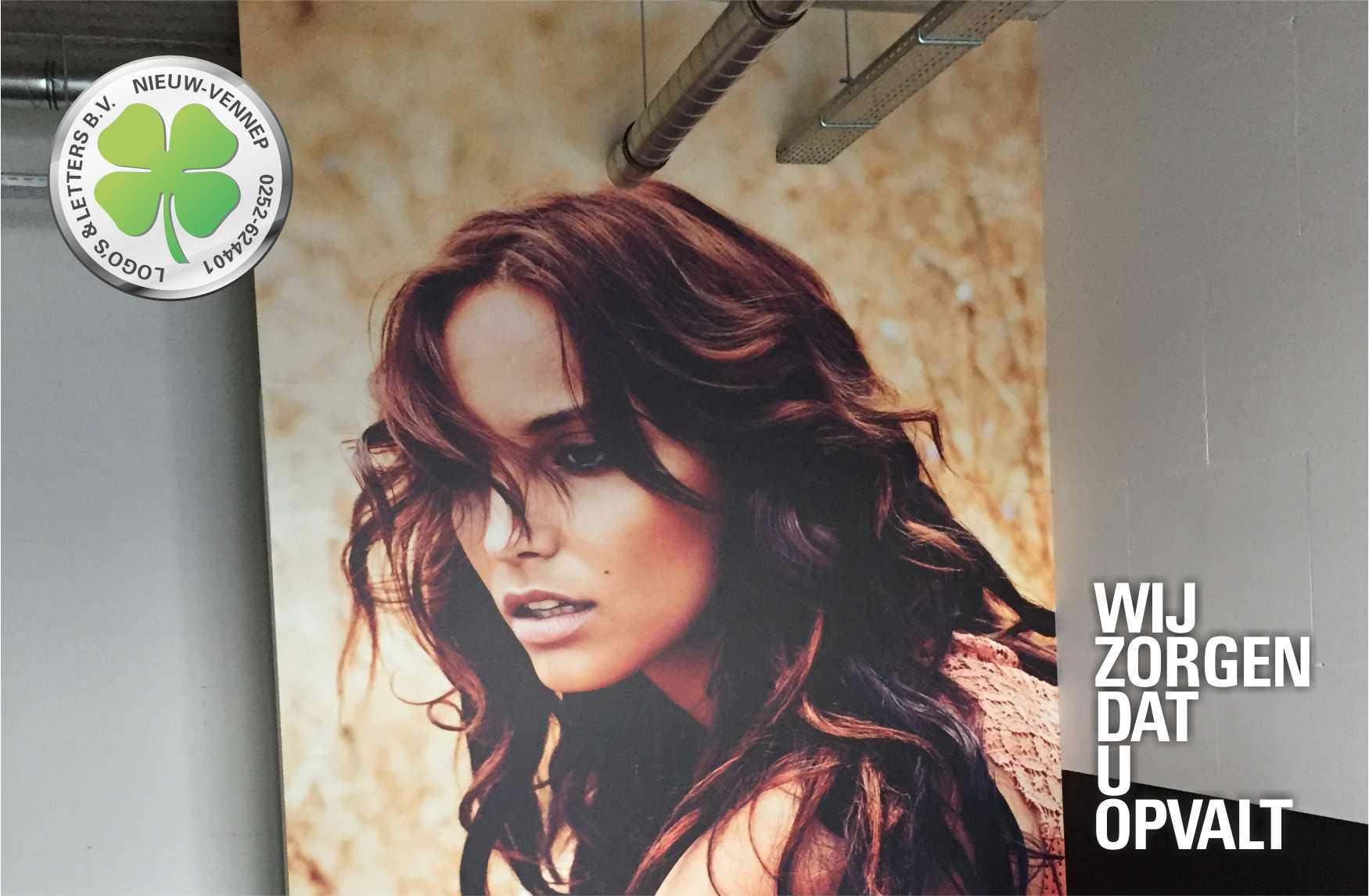 Wand visual Hairforce 1