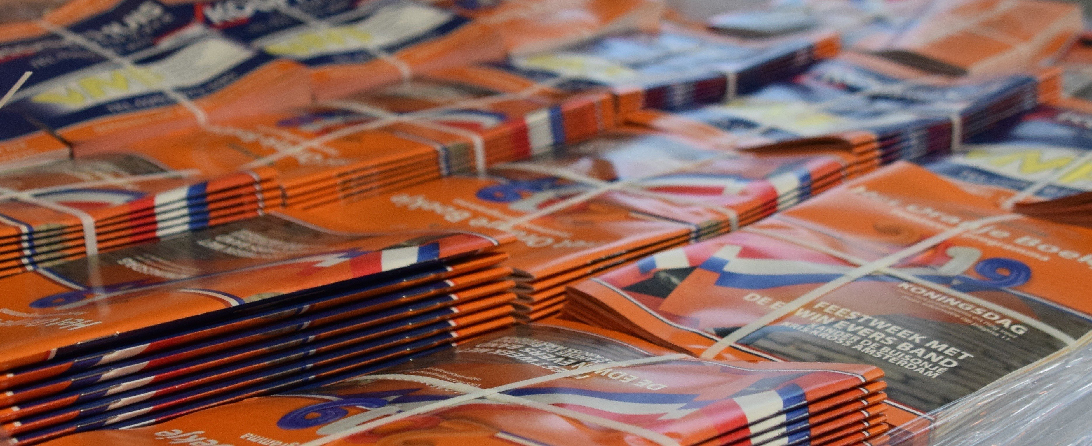 Oranjeboekje