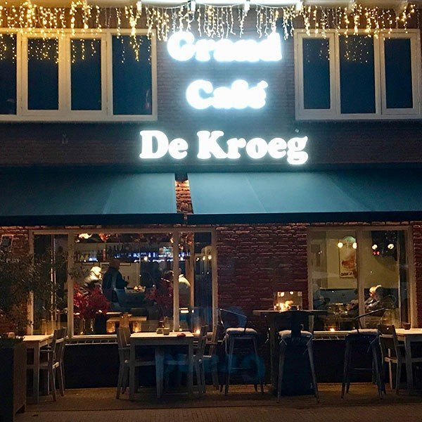 Gevelreclame Horeca Nieuw-Vennep